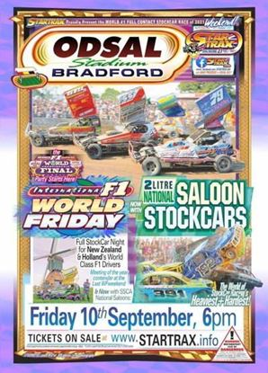 Picture of Bradford 10th September 2021